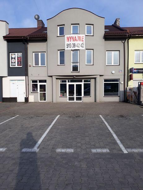 Budynek usługowo - handlowy