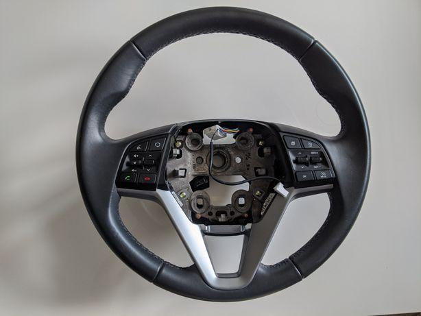 Kierownica Hyundai Tucson 2015 rok.