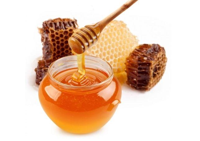 Miód pszczeli z własnej małej pasieki