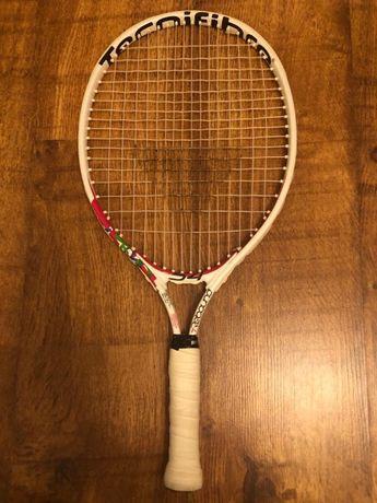 Rakieta juniorska Tecnifibre - rakieta tenisowa dla dziewczynek
