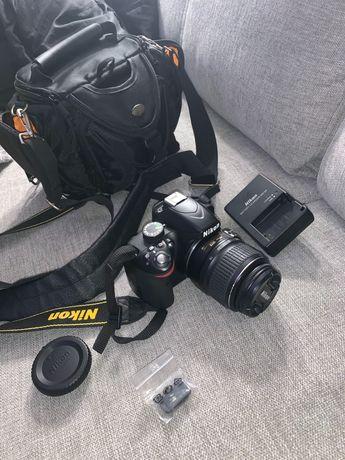 Nikon D3200 lustrzanka