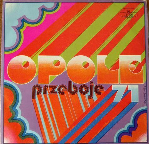 Płyta winylowa OPOLE PRZEBOJE 71