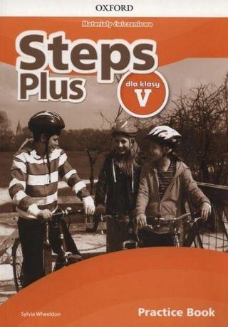 STEPS PLUS dla klasy V. Materiały ćwiczeniowe