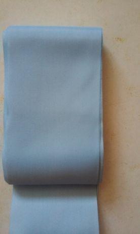 Продам новые атласные ленты - голубого и белого цвета
