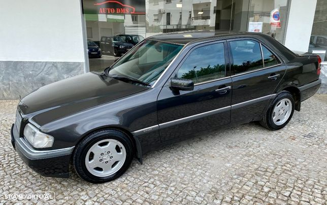 Mercedes-Benz C 250 D Elegance