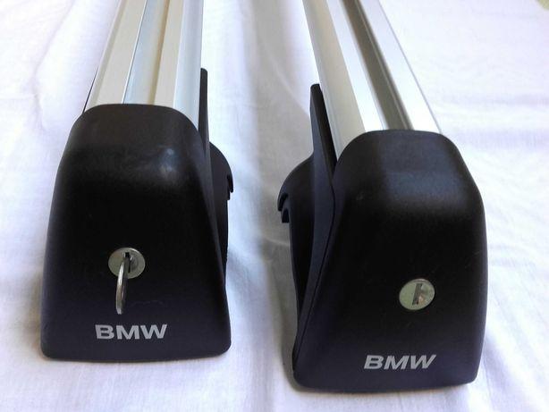 Bagażnik dachowy BMW X6 E71, E72 belki bazowe,relingi ORGINALNY