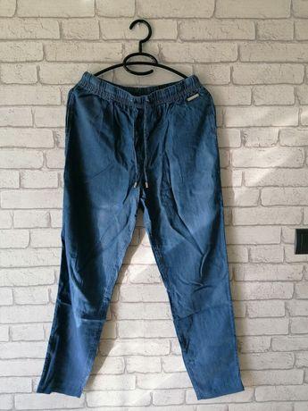 Spodnie haremki jeans Esmara roz. 36
