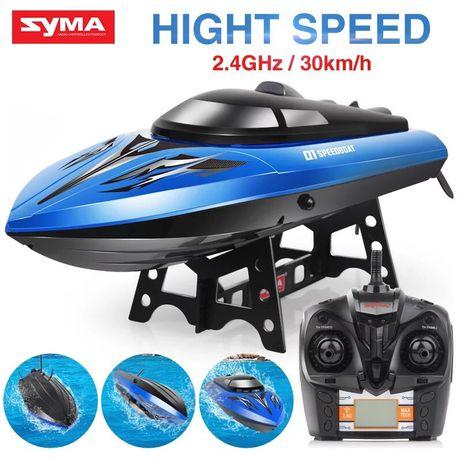 Радиоуправляемый катер Syma Q1 Pioneer 2.4G RTR Скорость 30 км/ч
