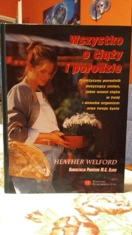 książka wszystko o ciąży i porodzie
