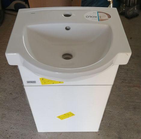 Zestaw szafka + umywalka KOŁO Freja 45cm