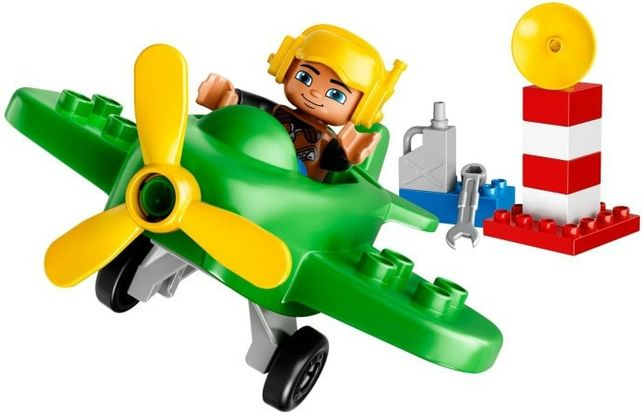 LEGO Duplo 10808 Маленький самолёт.