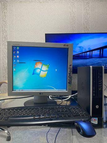 Компьютер HP 8200 Elite Core i3-2100 3.10GHz 4/200Gb ОБСЛУЖЕН