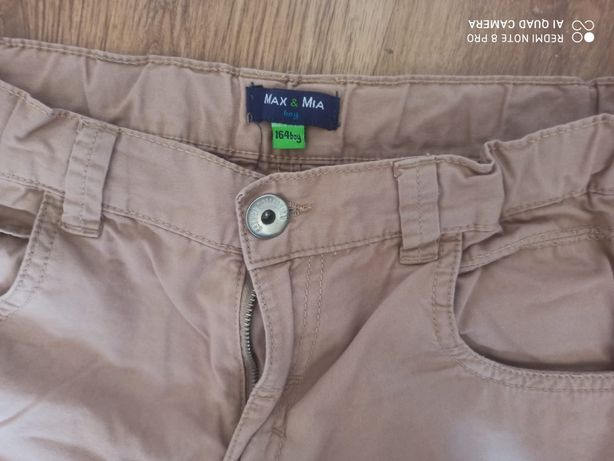 Spodnie chłopięce 164cm