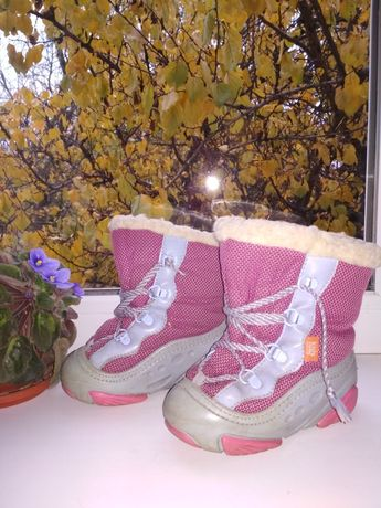 Зимние ботинки Демаре