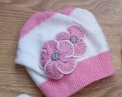 шапка на 5-8років (10штук)