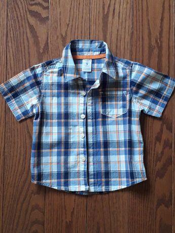 Рубашка Carters на мальчика