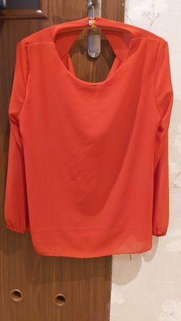 Czerwona bluzka - rozmiar uniwersalny