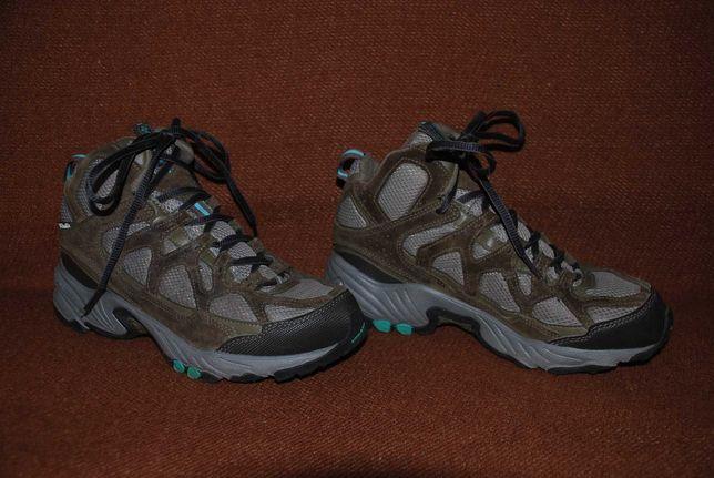 Ultralekkie buty górskie Columbia, roz. 37 / 38, wkł. 24 cm