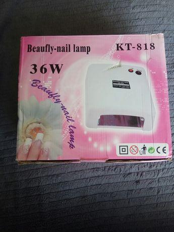 Lampa UV KT-818 36 W  Biała Nowa