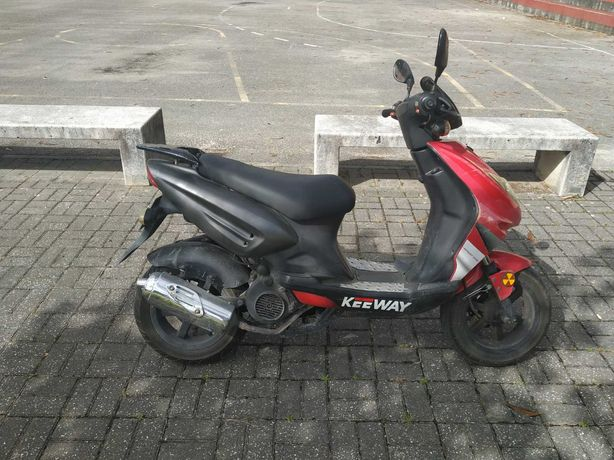 Scooter 125 Keeway F-Act