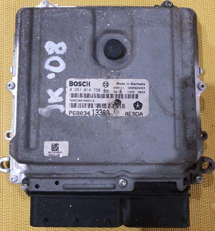 komputer jeep wrangler 2,8crd