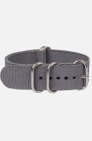 Bracelete Nato Nylon Zulu 18mm 20mm 22mm