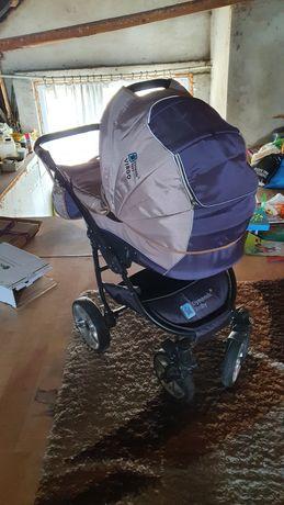 Wózek 3w1, nosidełko, gondola, spacerówka