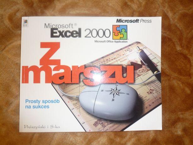 Microsoft Excel 2000 z marszu. Prosty sposób na sukces.