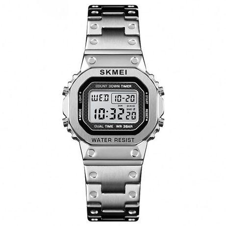 Часы Skmei 1433BOXSI Silver BOX