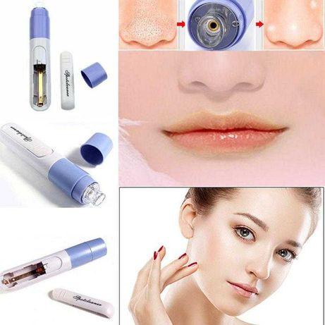 Вакуумный аппарат для чистки пор лица и черных точек на лице