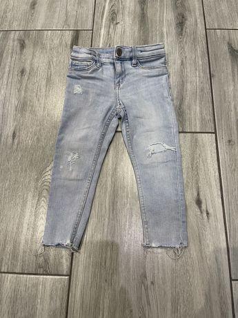 Джинсы на девочку 2 лет, джинси на дівчинку