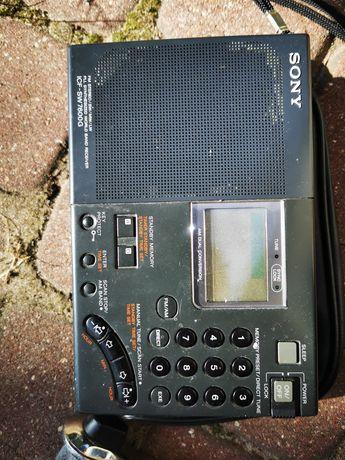 Sony ICF SW 7600G nailepsze radoi globalne