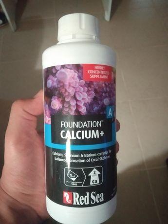 Cálcio RedSea 250ml para aquário marinho