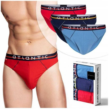 Мужское белье Atlantic: трусы, шорты, боксеры