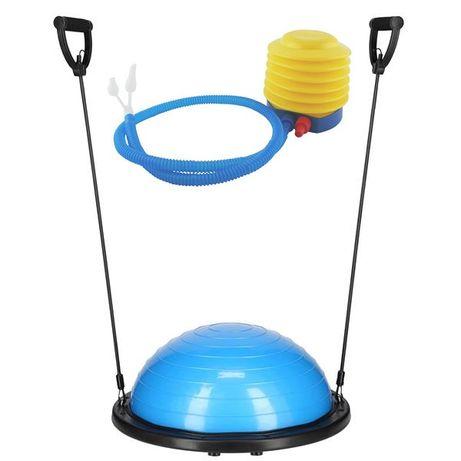 Piłka do balansowania, trener równowagi z linkami bosu + pompka