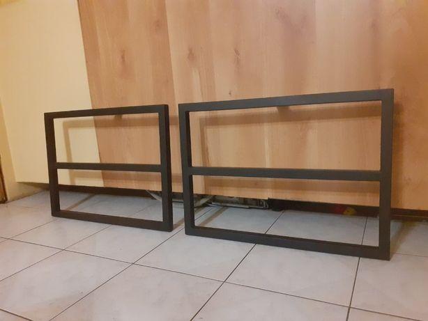 stelaż noga do stolika kawowego stołu profil nogi 50x70 70x50
