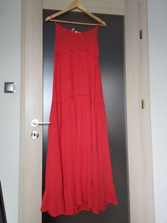 Sukienka boho H&M r.S-M