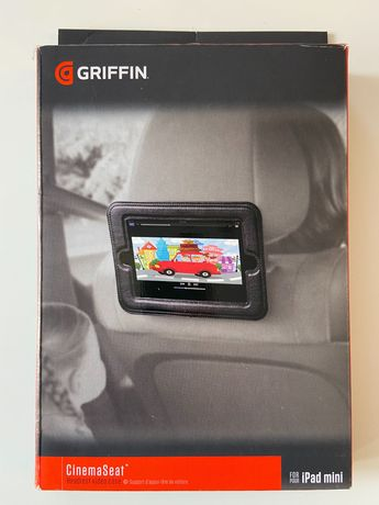 Apple iPad mini ->uchwyt samochodowy na zagłówek Griffin