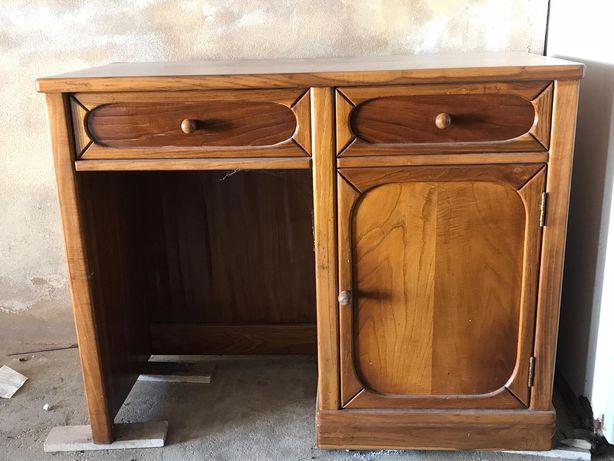 Escrivaninha / secretária em madeira