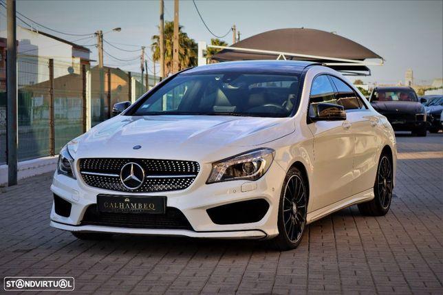 Mercedes-Benz CLA 200 CDi AMG Line Aut.