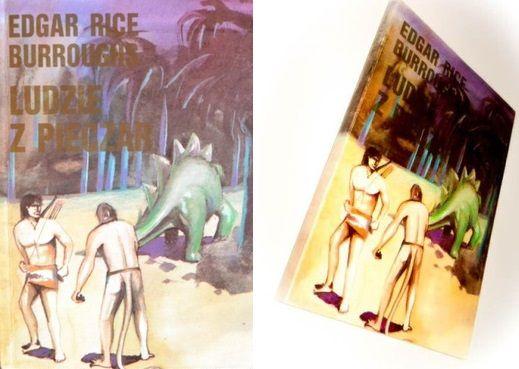 Ludzie z pieczar, Edgar Rice Burroughs, Przygody Tarzana