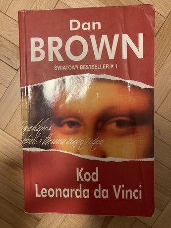 Brown Kod Leonarda Da Vinci