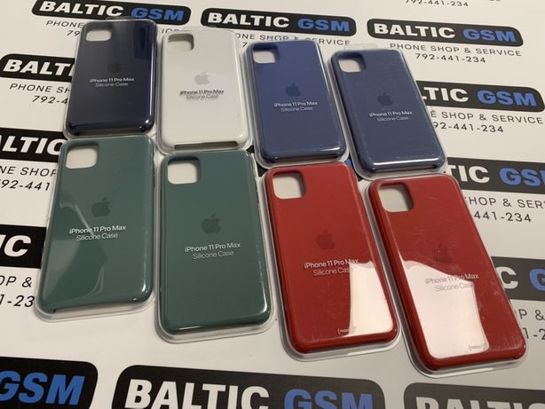 100% Oryg. Silicone Case Iphone 11 Pro Max