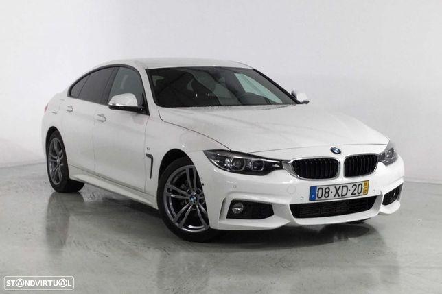 BMW 420 Gran Coupé (420 d Gran Coupé Pack M Auto)