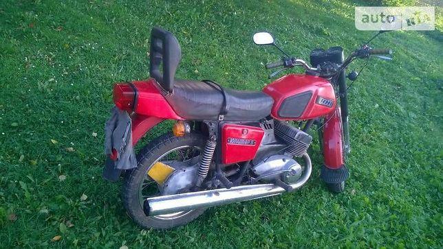 Мотоцикл Иж Юпітер