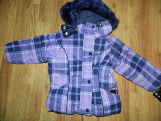 Новые демисезонные куртки (холодная осень-весна) на 2 года, 3 года
