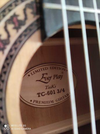 Gitara klasyczna EVER PLAY TAIKI TC-601. 3/4