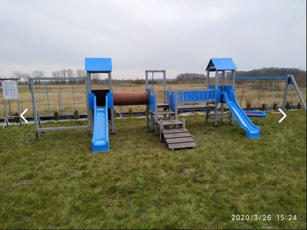 Plac zabaw Błękitny