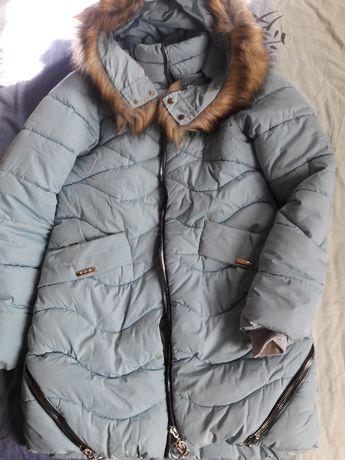 Срочно зимняя куртка.