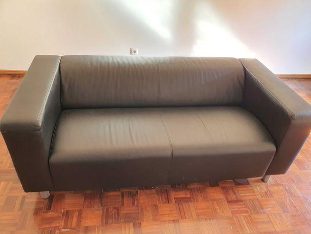 Sofá dois Lugares do IKEA Novo